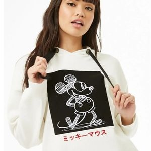 Mickey Mouse F21 Sweater